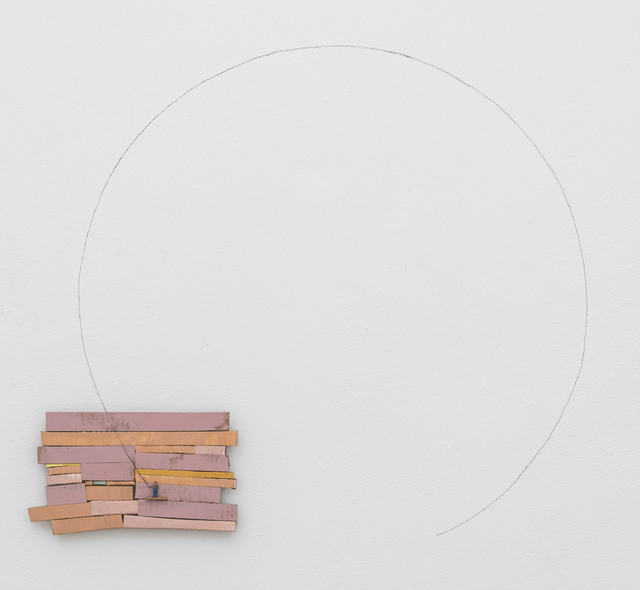 , 'Circle,' 2017, Johannes Vogt Gallery