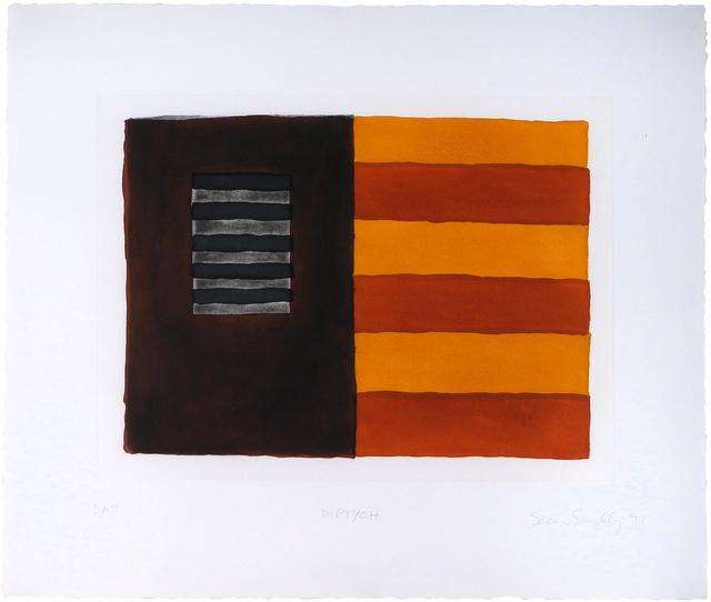, 'Diptych,' 1991, Hemphill Fine Arts