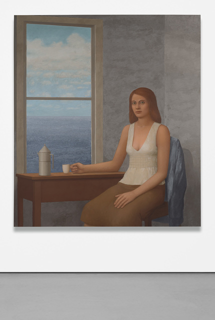 William Bailey, 'Room by the Sea', 2006-2007, Painting, Oil on canvas, Phillips