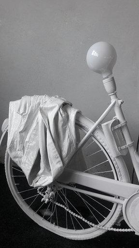 , 'Bici Lamp White,' 2018, Galleria Ca' d'Oro