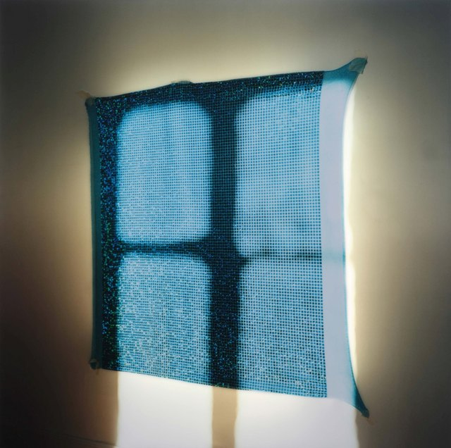 , 'Untitled (Blue Fabric),' 2011, Gagosian