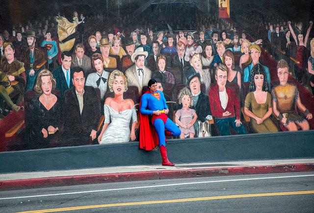 Scot Sothern, 'Superman Dreams', Mindy Solomon Gallery