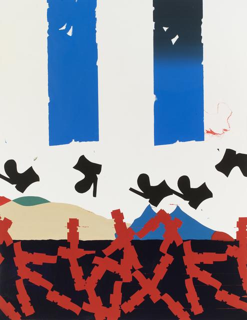 , 'Composition M,' 2019, SPZ Gallery