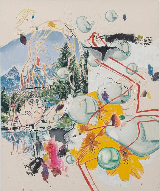 Chris Hood, 'Static Crush', 2019, Galerie Kornfeld
