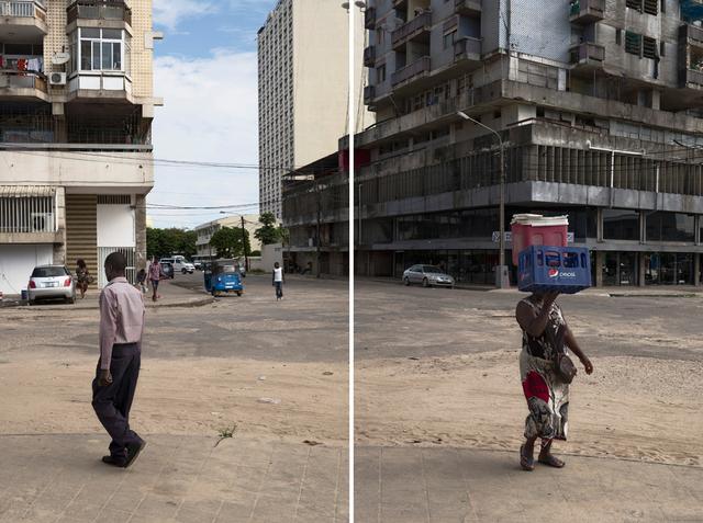 , 'Rua Machado Dos Santos, Beira,' 2017, Stevenson