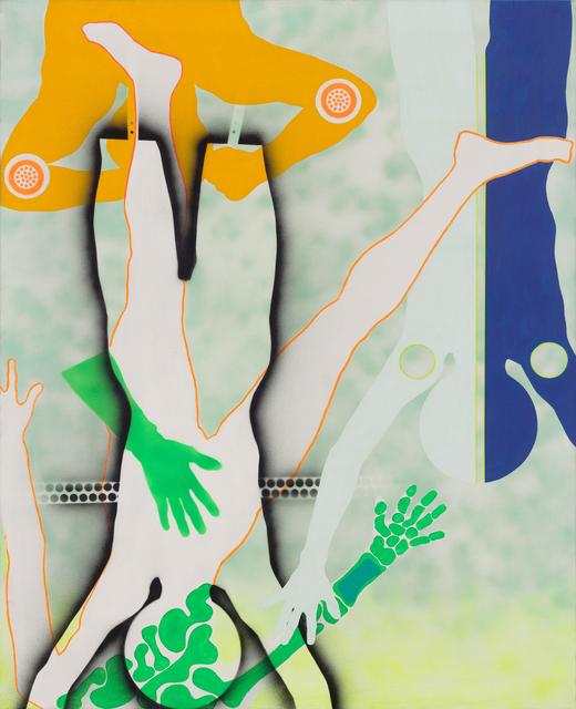 Kiki Kogelnik, 'Cold Passage', 1964, Mitchell-Innes & Nash