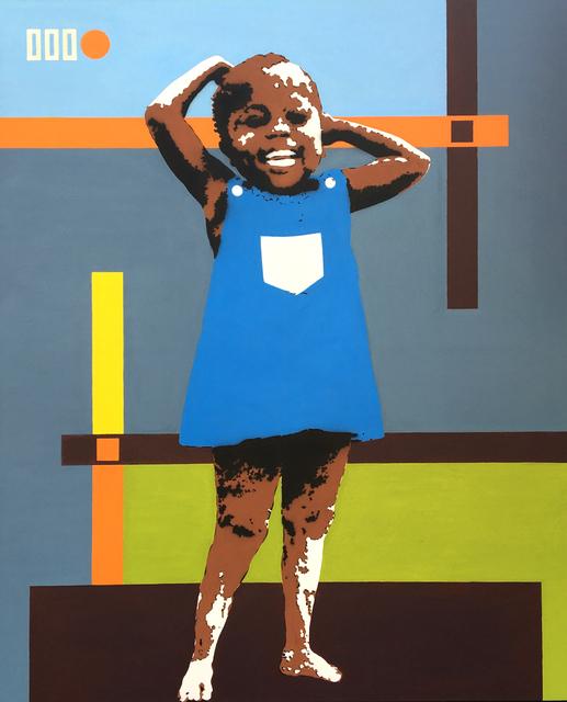 RICARDO KAPUKA, 'God bless the child III', 2019, WORLDART