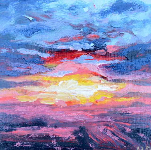 , 'Petite Cloud I,' 2017, Brickworks Gallery