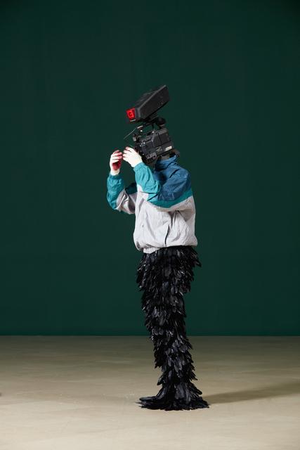 , 'L'homme à la caméra ,' 2015, Tina Kim Gallery