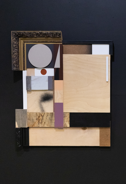 Alexey Luka, 'Untitled', 2019, Mixed Media, Wood, plywood, found objects, acrylic, spray paint, Ruarts Gallery