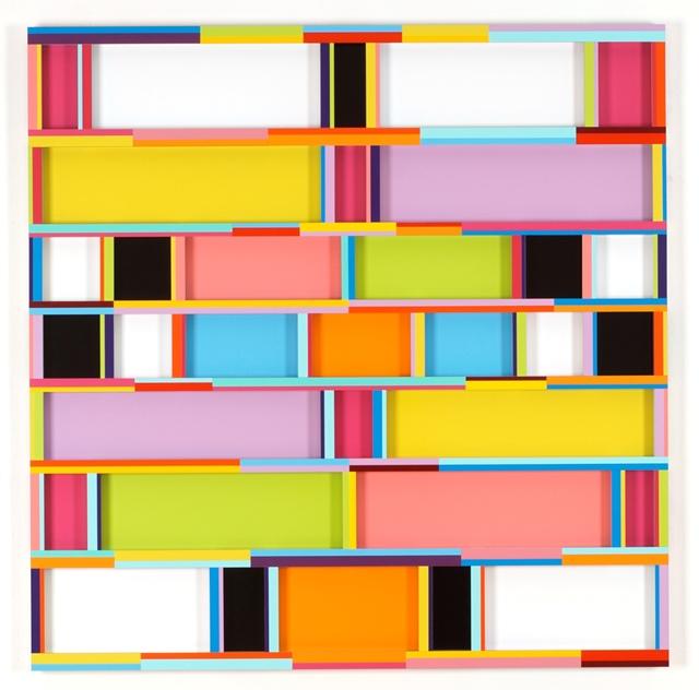 , 'Tantra 15_3,' 2015, JanKossen Contemporary