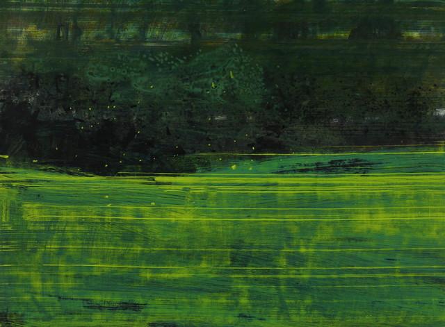 , 'Approaches 4,' 2018, Reuben Colley Fine Art