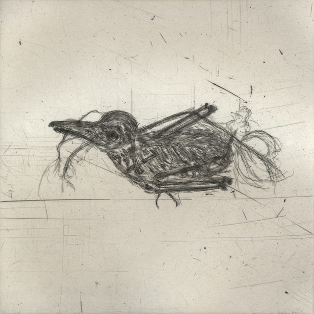 , 'Bird Skeleton,' 2000, Marlborough London