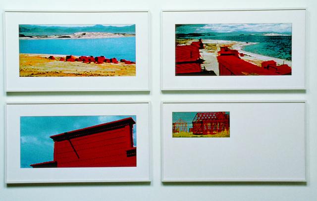 , 'Compound,' 1996, Shoshana Wayne Gallery