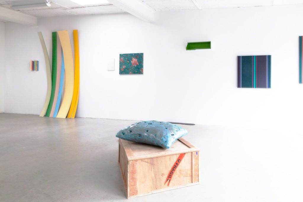 exhibition view Chosen from the Collector's List at DAS ESSZIMMER | image: ©das_esszimmer