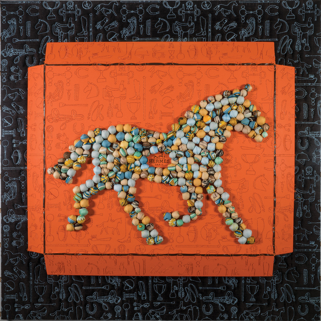 , 'Hermes Gallop,' 2017, New Gallery of Modern Art