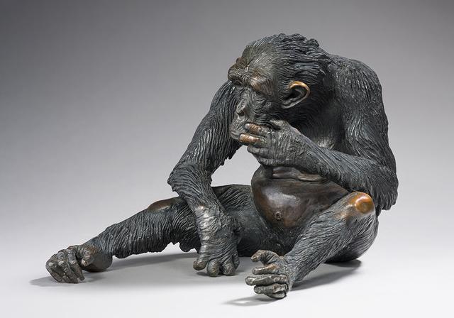 , 'La Guenon ,' ca. 2010, Galerie de Souzy