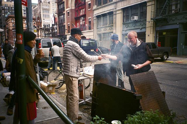 , 'Hurricane Sandy Barbecue,' 2012, Alisan Fine Arts