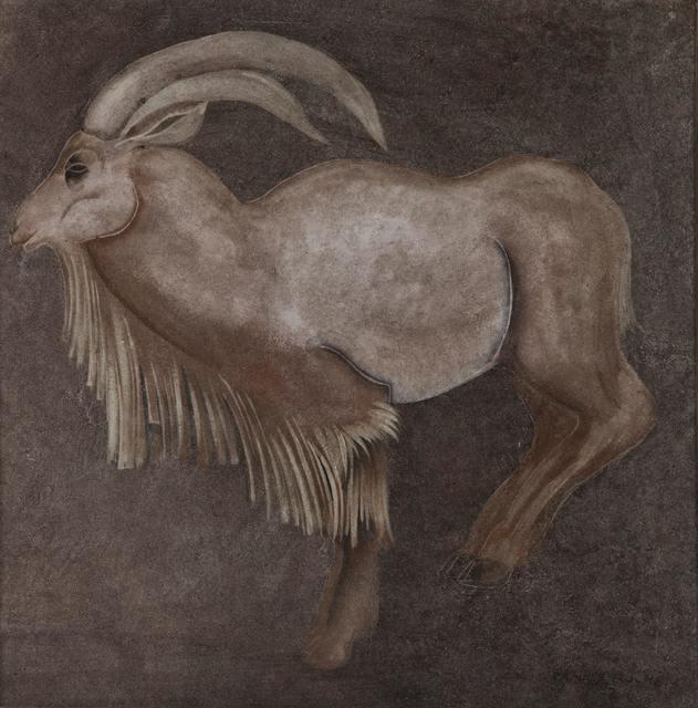 , 'Ibex,' , Galerie Dumonteil