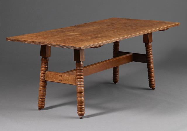 , 'Table,' English (London) 1870s, H. Blairman & Sons Ltd