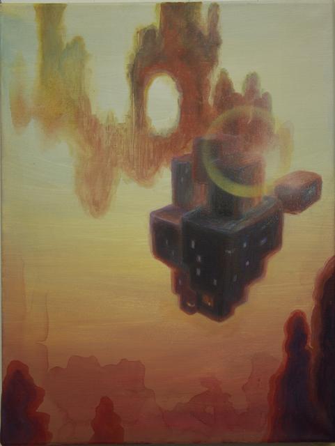 , 'Felsentor,' 2014, HACIENDA
