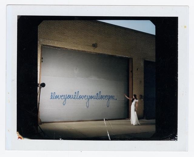 David Drebin, 'I love you with girl', 2006, Immagis Fine Art Photography