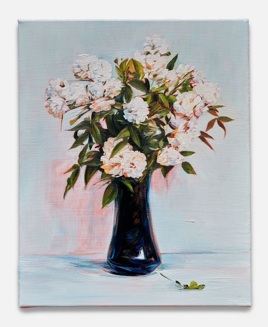 , 'Fairy Roses (after Fantin-Latour) ,' 2018, Almine Rech