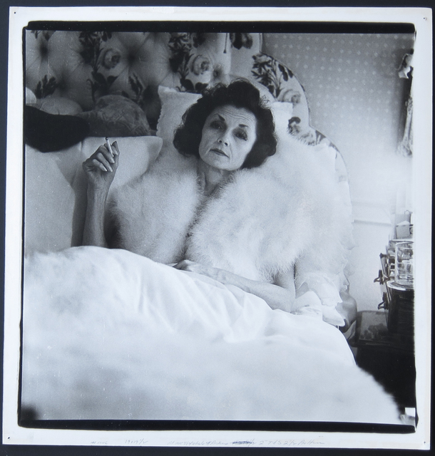 , 'Brenda Diana Duff Frazier, 1938 Debutante of the Year, At Home,' 1966, Lisa Sette Gallery