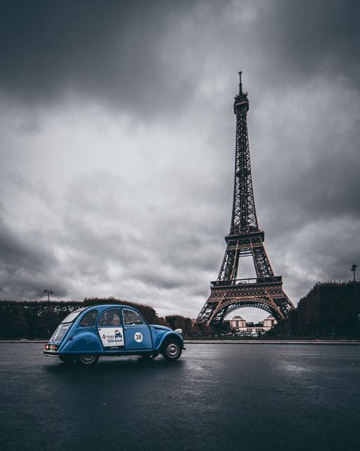 Corentin Villemeur, 'Paris Drive', 2015-2020, Photography, Chromogenic Print, MTFA