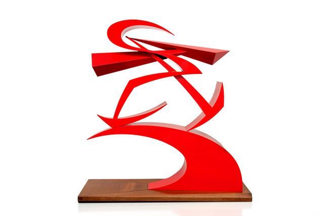 , 'Linee - forza del pugno di Boccioni II,' 1915/1966, Moeller Fine Art