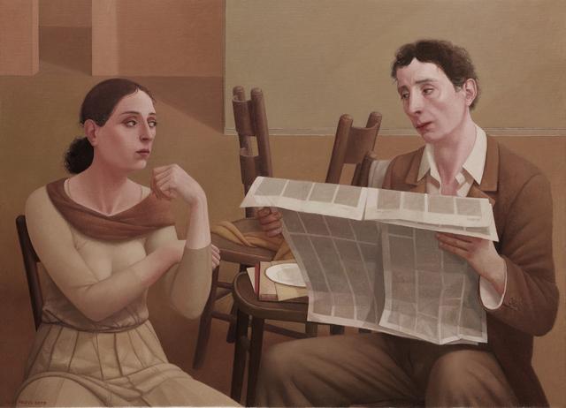 , 'Il Giornale,' 2009, Forum Gallery