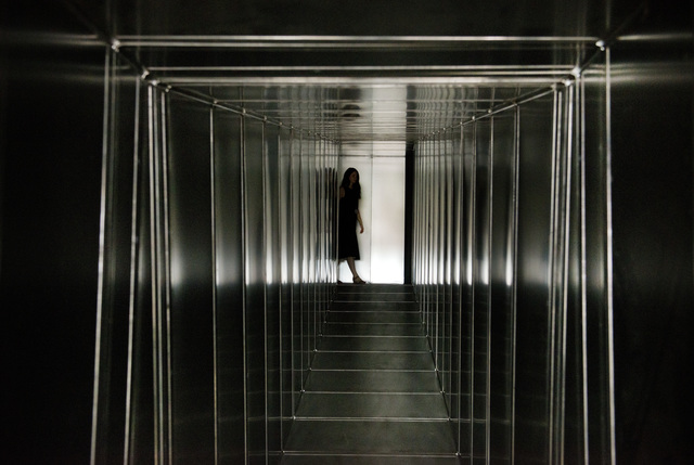 , 'Decision Corridors,' 2015, Hayward Gallery at Southbank Centre