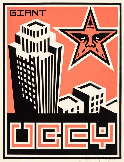 Shepard Fairey, 'Skyline', 2000, Heritage Auctions