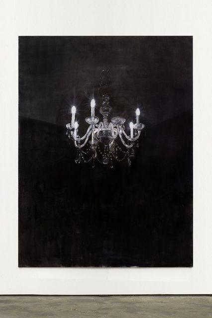 , 'Chandelier 4,' 2013, Wentrup