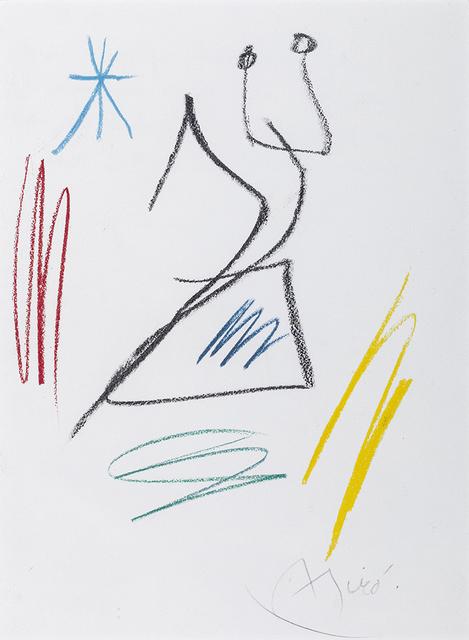 , 'S/T,' 1969, Galería Marita Segovia
