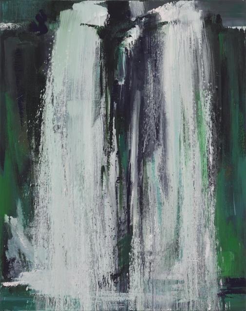 , 'Drachensturz I,' 2011, Galerie Karl Pfefferle
