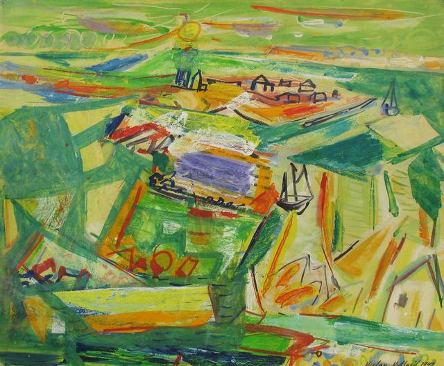 , 'Martha's Vineyard,' 1947, Caldwell Gallery Hudson