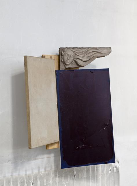 , 'Black Bird,' 2016, Pace Gallery