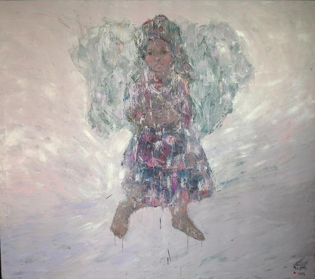 , 'On The Way To Home Village,' 2014, International Modern Art Gallery
