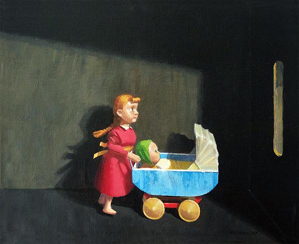 , 'Madonna and Child,' 2017, MARS