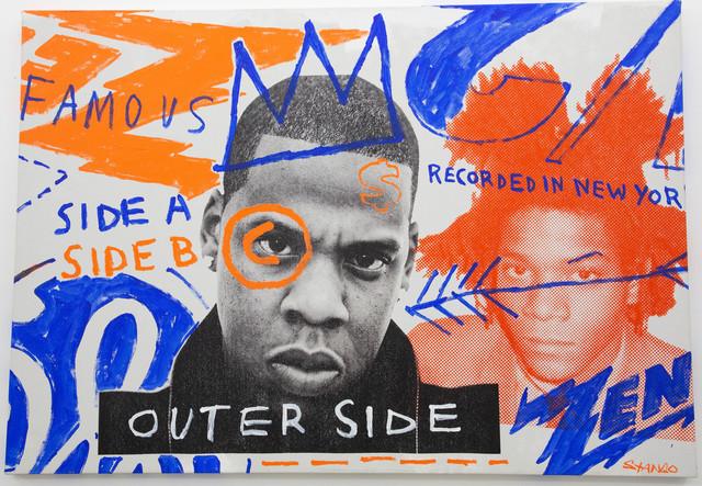 John Stango, 'Jay Z Basquiat ', ca. 2018, The Compound Gallery