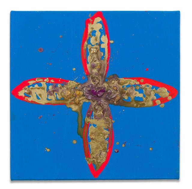 , 'e-prosperity smiles,' 2013, Rhona Hoffman Gallery