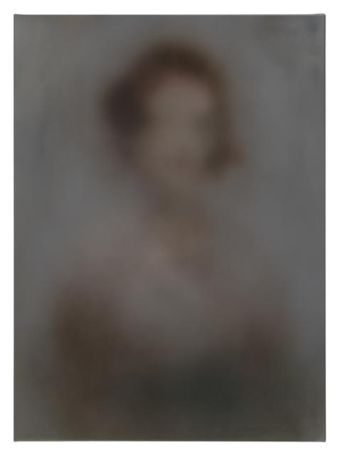 , 'Lady 2,' 2017, Lazinc