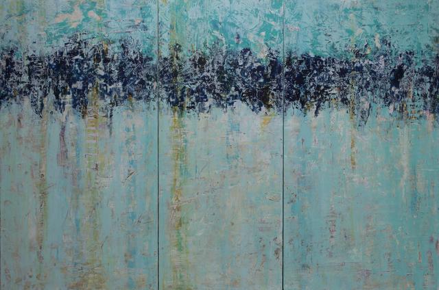 , 'I Seek Tranquility (Triptych),' , SmithKlein Gallery