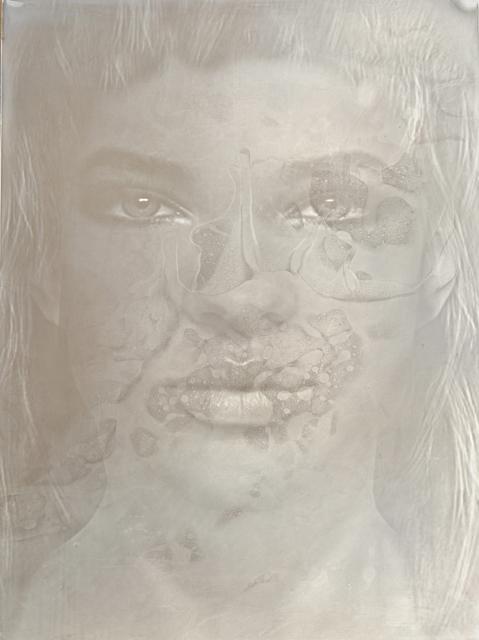 , 'Dust 6,' 2014, Galerie Brigitte Schenk