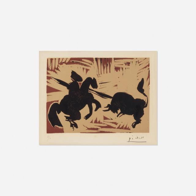 Pablo Picasso, 'Pique', 1959, Print, Linocut on paper, Rago/Wright