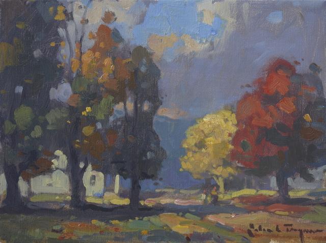 , 'Autumn Walk,' , J. Cacciola Gallery
