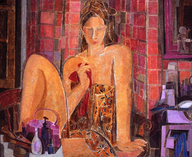 , 'Toilette II,' 2014, Albemarle Gallery | Pontone Gallery