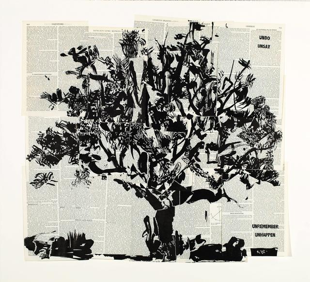 William Kentridge, 'Universal Archive (Big Tree)', 2012, David Krut Projects