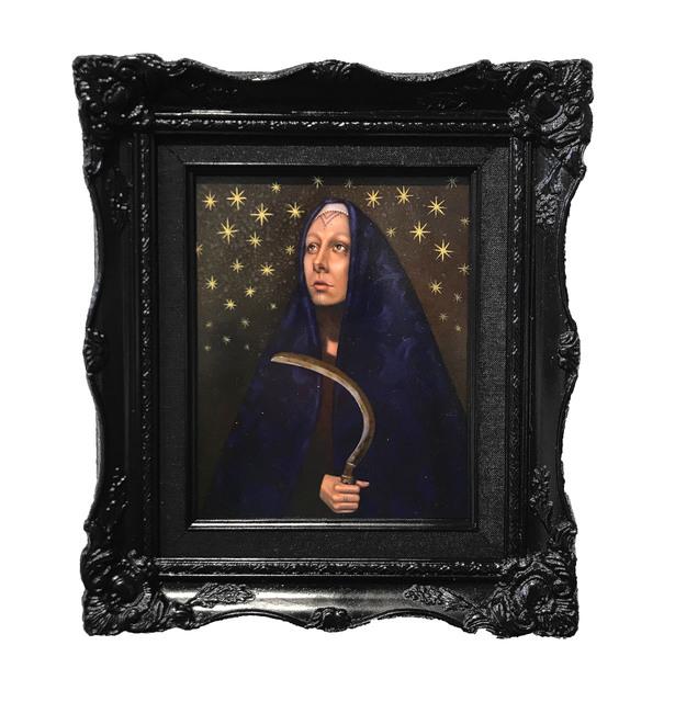 , 'Reaper,' 2017, La Luz de Jesus Gallery